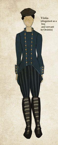 Twelfth Night Costuming - Album on Imgur