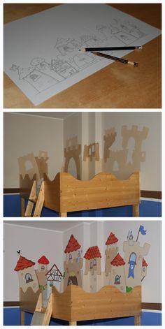Schon Kinderzimmer Wandgestaltung In Berlin Und Brandenburg