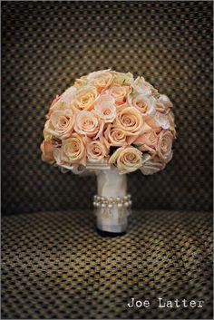 Wedding day bouquets and flowers.  www.joelatterphotographer.com