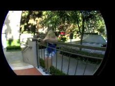 Arrow's Caity Lotz Parkour - YouTube