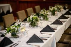 corporate table setting - Google Search