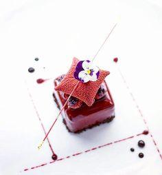 """"""" Berries Journey """" #ChristmasMenu #Ossiano"""