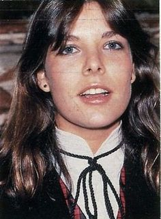 Princess Caroline of Monaco.March.1979.
