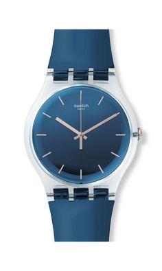 Swatch Унисекс Часы New Gent Encrier Modern Watches, Stylish Watches, Luxury Watches, Gents Watches, Watches For Men, Women's Watches, Silicone Bracelets, Online Watch Store, Quartz Watch