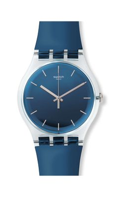 Swatch Унисекс Часы New Gent Encrier Modern Watches, Stylish Watches, Luxury Watches, Gents Watches, Watches For Men, Women's Watches, Silicone Bracelets, Online Watch Store, Supernatural