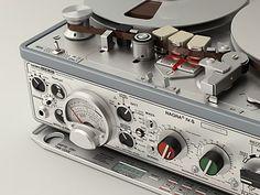 NAGRA IV-S Portable Stereo Tape Recorder