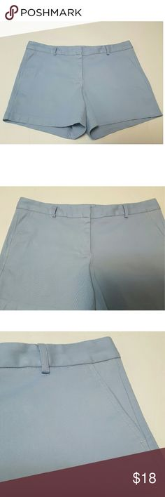 """Blue Land And Sea Shorts Size 14 Inseam 4.5"""" This beautiful light blue shorts from Land and Sea are in great condition. They are wonderful to add to your wardrobe or take on your cruise. Waist:18"""" Inseam:4.5"""" Side Seam Length:13""""  My home is smoke-free and pet-free.  Check out the other items in my closet to? bundle 2 or more items for a great bundle discount.  I consider all offers.  Happy POSHING! Land' N Sea Shorts"""