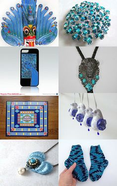 Color My World III: Blue Bayou by Deborah on Etsy--Pinned with TreasuryPin.com
