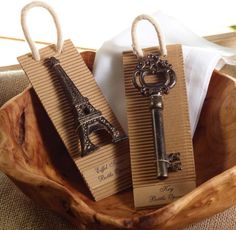 French Bottle Openers (Set of 2) from Wine Branch