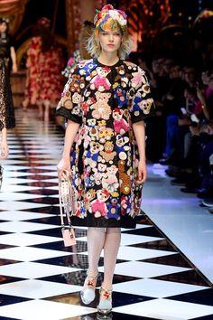 Dolce&Gabbana Fall 2016 #DGFabulousFantasy