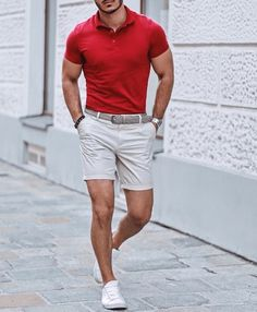 Fashion Tips For Women Outfits 64 Trendy Summer Men Fashion Ideas For You To Try - Man Fashion Summer Outfits Men, Stylish Mens Outfits, Casual Summer Outfits, Summer Men, Short Outfits, Mode Outfits, Fashion Outfits, Fashion Ideas, Fashion Boots