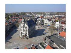 Gouda, Zuid-Holland, Netherlands - Where part of my VanScoy family is from (VanDerGouda family)