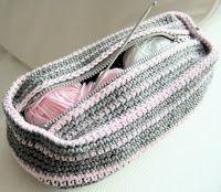 I annan färg såklart. Crafts, Crocheting, Crochet, Manualidades, Handmade Crafts, Craft, Arts And Crafts, Artesanato, Knits