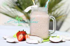 Hier kommt ein original Karibisches Rezept für den vielleicht leckersten Bahama Mama, den ich kenne. Da kommt Karibik-Feeling pur auf: Summer Drinks, Fun Drinks, Alcoholic Drinks, Cocktail Shots, Cocktail Recipes, Banana Mama, Bahama Mama Cocktail, Long Drink, Lassi