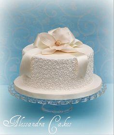 Wedding Cake repin it