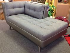 Ava Chaise, Available at Scanhome Furnishings in Green Bay.