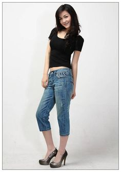 Cool Tips on Wearing Jeans for Short Women - Glam Bistro