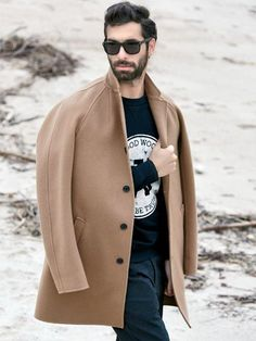 İlker Kaleli Turkish Actors, Turkish Delight, Mens Fashion, Coat, Men's Style, Karma, Jackets, Marvel, Beautiful