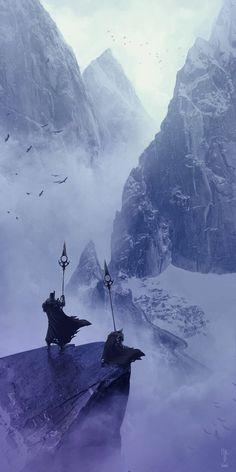 Epic fantasy art dump! - Album on Imgur
