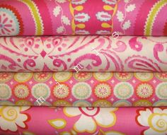Dena Designs Fabric / KUMARI GARDEN / 4 Half Yard Bundle  by mimis