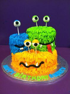 Monster cake. ♥