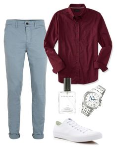 """""""men 5"""" by freshdee on Polyvore featuring Topman, Aéropostale, Converse, Invicta, mens, men, men's wear, mens wear, male and mens clothing"""