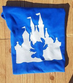 Stitch Disney Castle Family T-shirt. by AnabelsCraftRm on Etsy https://www.etsy.com/listing/547494432/stitch-disney-castle-family-t-shirt