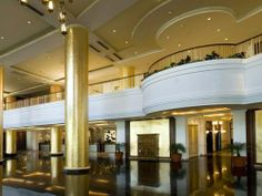 Manila Luxury Hotels - Dusit Thani Hotel Manila - Philippines Philippine Holidays, Manila Philippines, Makati, Luxury Hotels, Mansions, House Styles, Home, Luxury Collection Hotels, Ad Home