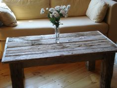 Driftwood Coffee Table 42 x 22 x 16 H by DriftwoodTreasures, $289.00
