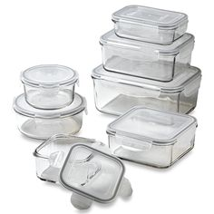 snapware glass lock container...a must have~