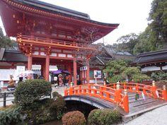 京都の上賀茂神社