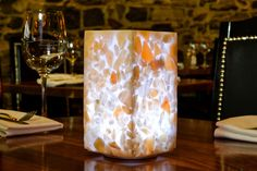 SCAGLIOLA Price Includes Two (2) Cordless, Rechargeable Table Lamps  INMOOD™ TABLE LED LIGHTING  ELEGANT CORDLESS LED TABLE LAMPS FOR RESTAURANTS, HOTELS & HOMES – CAN BE USED INDOORS AND OUTDOORS – MULTI-COLOR REMOTE-CONTROL
