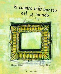 Si quieres conocer el punto de vista de Miró, deberás seguir las peripecias de cinco salvajes manchas de pintura, con muchas, muchas ganas de manchar.