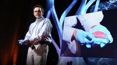 Printing a human kidney - Anthony Atala
