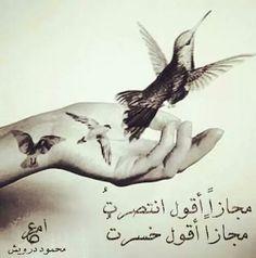 مجازا...محمود درويش....♣