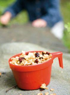 Dried Cranberry and Maple Granola Recipe | Food | Disney Family.com