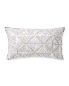 Sienna Small Tile Pillow CoverSienna Small Tile Pillow Cover