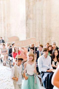 Occuper les enfants le jour de votre mariage – Save The Deco