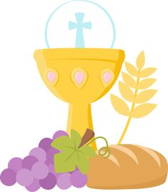 Nice First Communion Objects Clip Art. This images will help you for doing decorations, invitations, toppers, cards and anything y. First Communion Banner, Baptism Banner, Boys First Communion, First Communion Invitations, Communion Banners, Communion Centerpieces, Baby Posters, Church Banners, Printable Banner