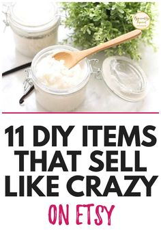 Diy Crafts To Sell On Etsy, Crafts To Make And Sell Unique, Dyi Crafts, Make More Money, Make Money From Home, Earn Money, What Sells On Etsy, What To Sell, Making Extra Cash