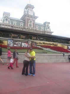 Orlando, Florida Conociendo a Mickey