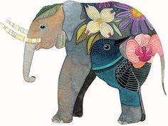elephant @Cecilia Hernandez