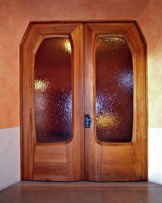 Dornach, Goetheanum Innen, Türen