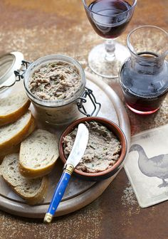 rilettes Food Photography Styling, Camembert Cheese, Teeth, Blog, Blogging, Tooth