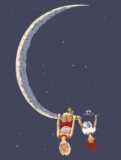 Would you like to swing on a star... carry moonbeams home in a jar...
