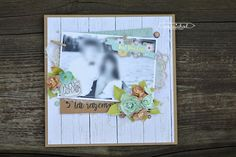 Inspiruje Weronika: podziękowania - Inspirations from Weronika: thanks Just Love Me, Thankful, Scrapbooking, Layout, Canvas, Frame, Inspiration, Design, Decor