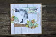 Inspiruje Weronika: podziękowania - Inspirations from Weronika: thanks Just Love Me, Scrapbooking, Thankful, Layout, Canvas, Frame, Inspiration, Design, Art