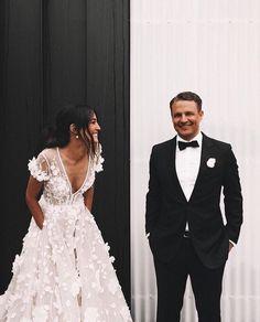 Wedding Dresses Simple Low Back .Wedding Dresses Simple Low Back Wedding Dress Black, Lazaro Wedding Dress, Best Wedding Dresses, Lazaro Dresses, Barn Wedding Dress, Bouquet Wedding, Wedding Outfits, Wedding Bridesmaids, Wedding Of The Year