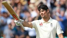 Alastair Cook: England opener bows out at 'the right time' after century v India Cricket Games, Cricket Sport, Alastair Cook, Right Time, My Life, Cooking, Sports, Bbc, England