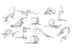 Sumi - Character Design Page